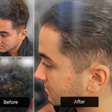 Haircut & Hair Style